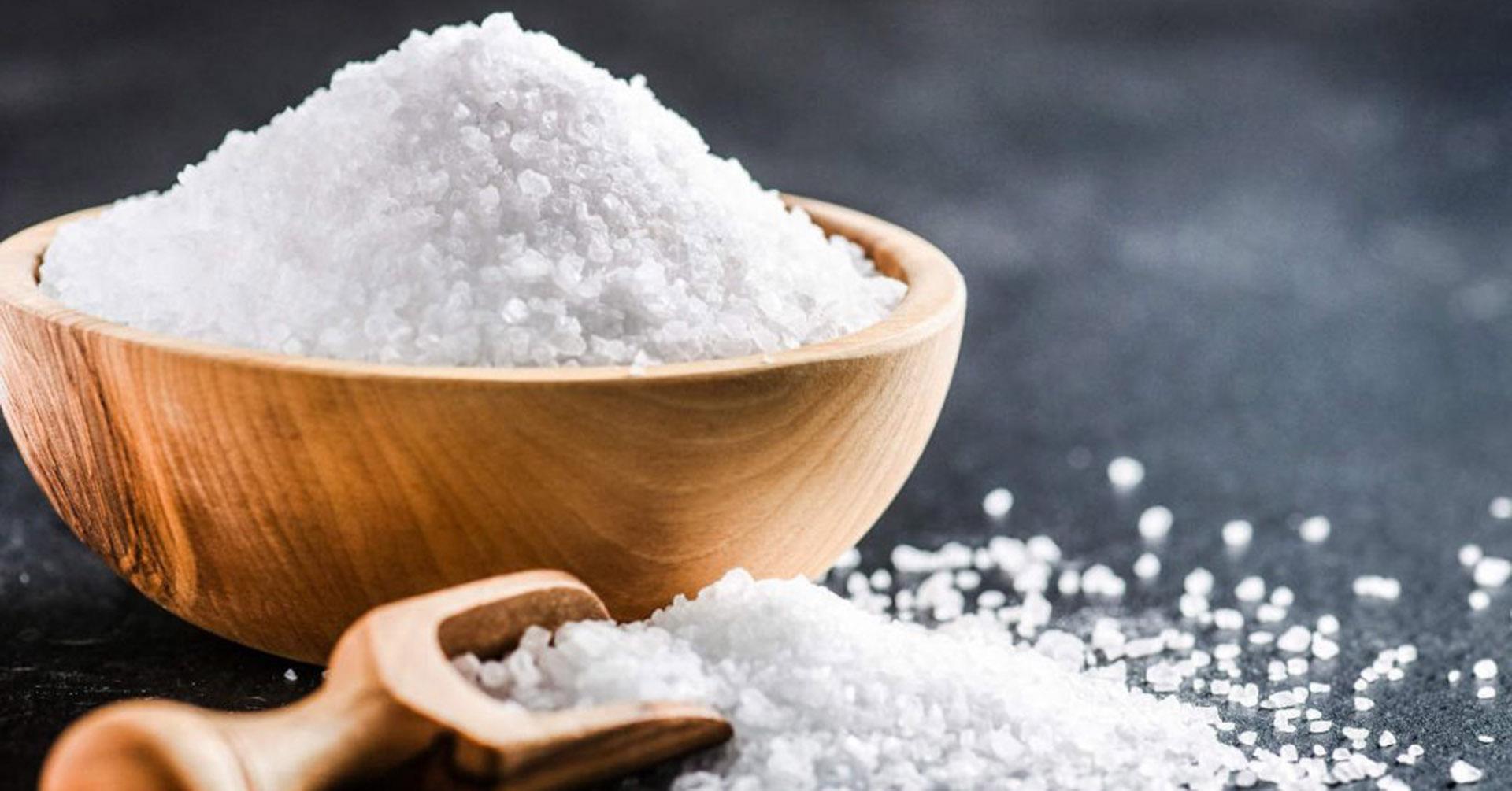 sale della vita sale nella zucca