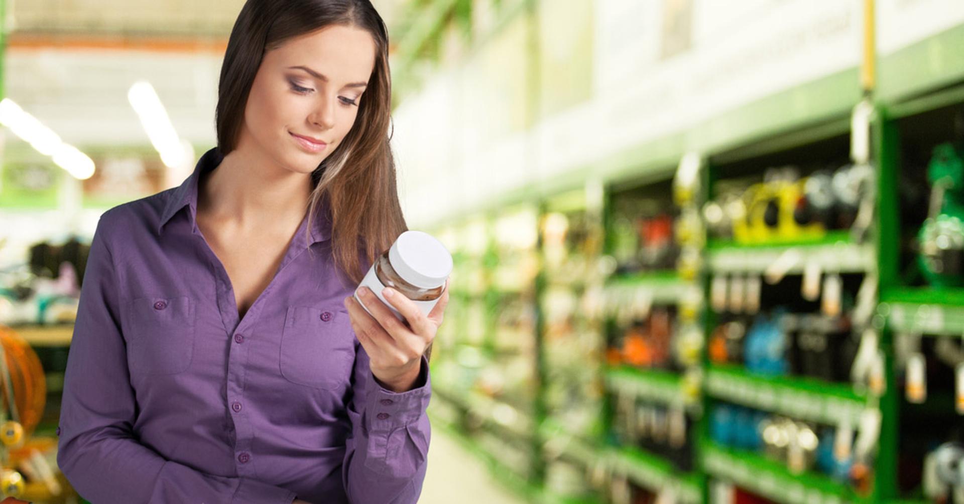 leggere etichette alimentari